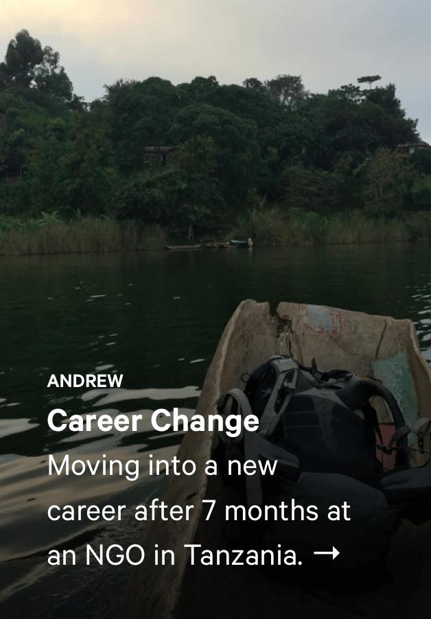 Andrew blog post
